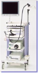 上部消化管内視鏡カメラ(経鼻挿入)